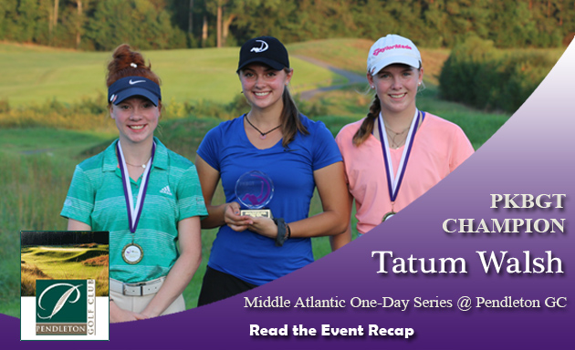 Recap: Middle Atlantic One-Day Series at Pendleton Golf Club