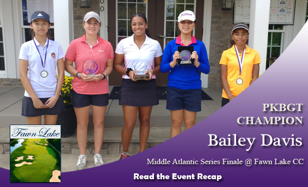 Recap: Middle Atlantic Series Finale at Fawn Lake CC